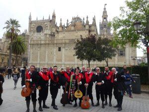 La TDA de visita por la gran Sevilla